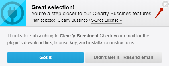 How to get & activate the Clearfy Business license?