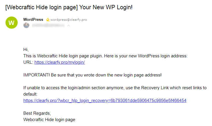 How to access the WordPress admin panel if you don't remember its new URL