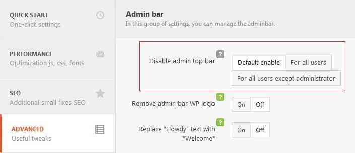 How To Disable WordPress Admin Bar For All Users Except Admins