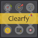 icon 128x128 clearfy - Our plugins new