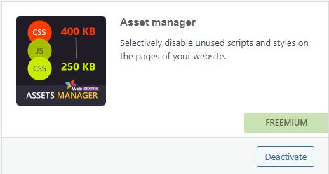 Assets Manager