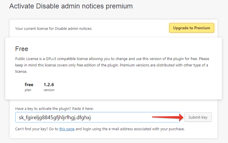 How to get and install the premium version